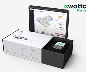 Ewattch, récompensé pour leur innovation